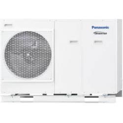 Panasonic oras - vanduo šilumos siurbliai monoblokai