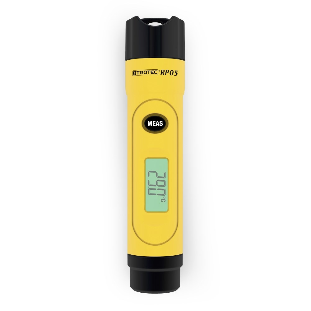 Infraraudonųjų spindulių termometras (pirometras) TROTEC RP05