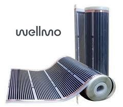Šildymo plėvelė Wellmo